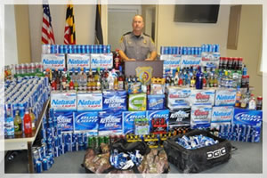 Dedicated commitment to reducing alcohol from minors