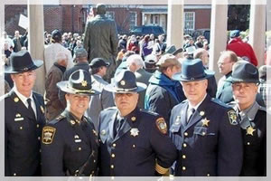 Taking a stand with Shore Sheriffs to protect your 2nd Amendment Rights this year